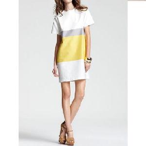 Derek Lam 10 Crosby Colorblock Dress
